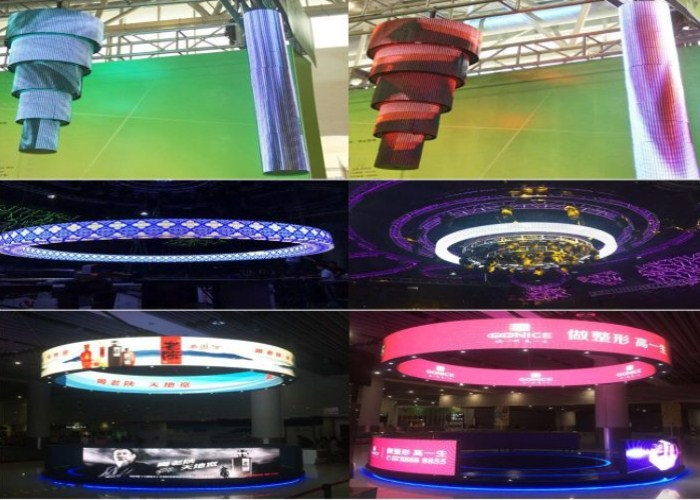 Soft LED Display