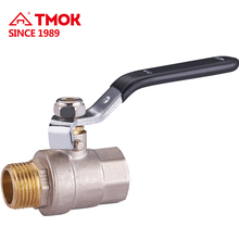 "High quality 2"" brass ball valve sell to worldwide"