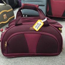 Дорожная сумка с тележкой для полета