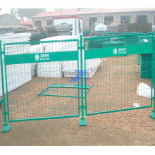 Temporary Fence with Simple Bases (TS-J37)