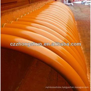 Concrete Pump Steel Pipe FACTORY FOR STRUCTION
