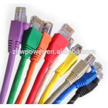 Сетевой кабель Rainbow cat6 Разъем RJ45 utp cat5e Патч-корд