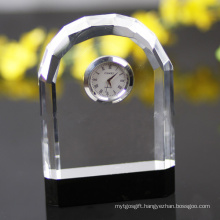 Fashion Table and Desk Decoration Cheap Promotion Gift Crystal Watch
