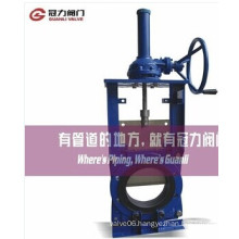 New Technology Slurry Knife Gate Valve