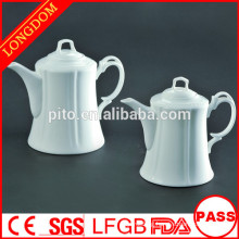 2015 hot sale European style antique porcelain coffee pot teapot