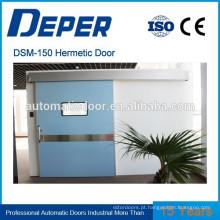 Mecanismo automático de fechar a porta da fábrica