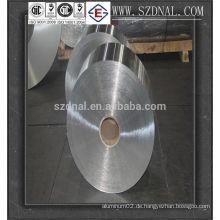 Aluminiumfolienspulen 8011 warmgewalzt für Aluminiumkappen