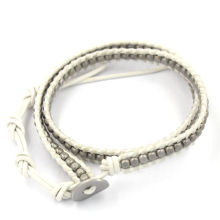 Fashion Ethnic Trend Braided Rope Beads Bracelet
