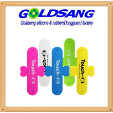 2016 Hot Selling Silicone Mobile Phone Holder Can Print Customized Logo