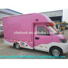 Karry mini tienda móvil, camión de alimentos móviles, camiones de encargo del alimento para la venta