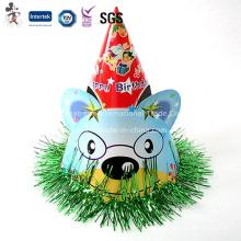 Оптовая симпатичные Cap на день рождения для детей