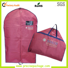Foldable Newly Logo Printing Non Woven Suit Cover