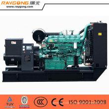 Комплект генератора 400kw 500KVA тепловозный комплект генератора двигателя yuchai