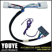 Faisceau de câbles et assemblage de câbles automobiles sur mesure avec connecteurs AMP, Molex et Jae