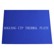 Placa Térmica Térmica Positiva De Alta Calidad Para Impresión CTP