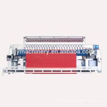 ce certificada multi-aguja acolchado y máquina de bordado modelo qy maquinaria