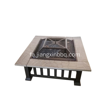 میدان میدان حیاط خلوت Outdoor Firepit