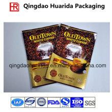 Plastik Kaffee T-Seal Verpackung Beutel / Teebeutel mit bunten Drucken