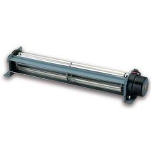 DC de 25mm de diámetro del flujo cruzado ventilador