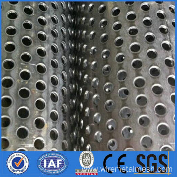 High strength Perforated filter cartridge
