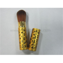 Private Lablel Golden Handle Retractable Brush