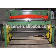 Q11-6x2500 máquina de corte de chapa manual manual máquina de cizalla precio