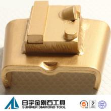 Herramientas de eliminación de la capa de PCD diamante piso