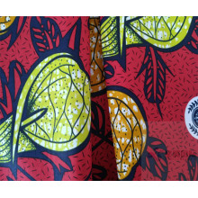 Ljus och mode Cotton Wax Prints Fabric
