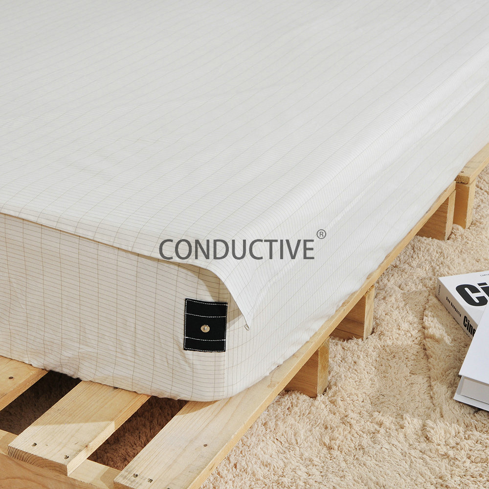 Silver Antimicrobial Grounding Sheet