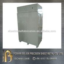 metal enclosure custom powder coated floor standing metal water tank made in China