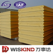 150mm Cold Room Sandwich Panel with PU/EPS/Rockwool