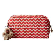 Pencil Cases with Colorful Printing and Zipper Puller