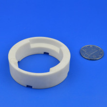 Precision Zirconia Ceramic Ring with Groove