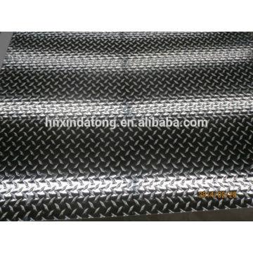 2 bars aluminium checkered plate