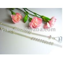 metal bra straps