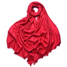 SWW709 inneren Mongolei China Schal Hersteller gemacht Wolle Schal 2016