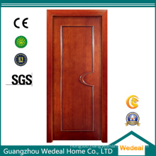 MDF Wooden Door with Glass for Interior Room Usage