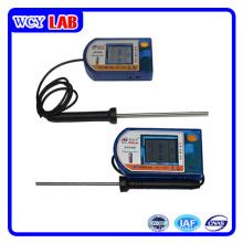 USB-Port mit Bildschirm Temperatursensor im Digitalen Labor