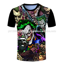 best quality printing sublimation t shirts