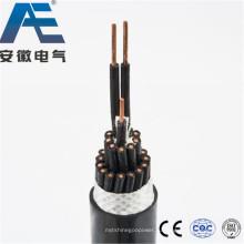 Cu / XLPE / PVC, кабель управления изоляцией из сшитого полиэтилена, 0,6 / 1 кВ (IEC 60502-1)