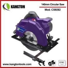 140мм Электрический легкий Мощность Циркулярной пилы (КТП-CS9282)