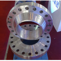 yongxing forged DIN 2631 weld neck steel flange