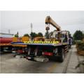 Dayun 8ton Wrecker Truck with Cranes