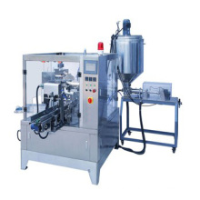 Automatic Liquid Doy Pouch Packaging Machine for Liquid and Sauce