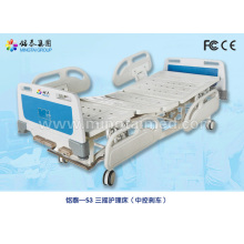 Mingtai S3 series manual three crank hosptial bed