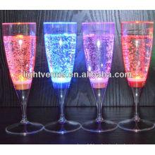 LED iluminado decoración activo líquido cristal