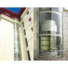 Beobachtung / Besichtigung Aufzug