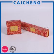 Handgemacht und einfach Schmuckpapierkasten-Pappschachtel mit Magneten