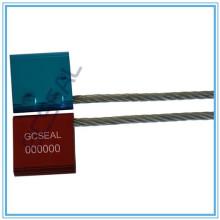 Más reciente ISO certificado alta seguridad remolque Cable sello con 5,0 mm de diámetro