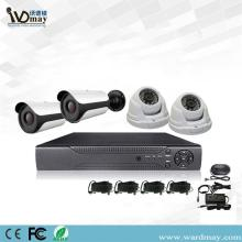 CCTV 4chs 2.0MP Kit Alarm Keamanan DVR